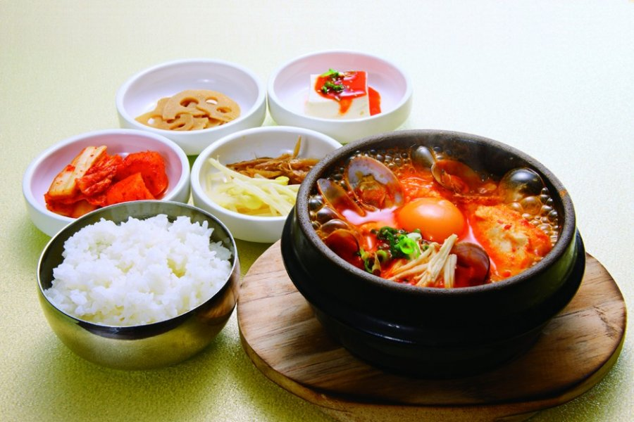 Korean Dining in Tsuruhashi