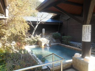The Baths of the Nara Subaru Hotel