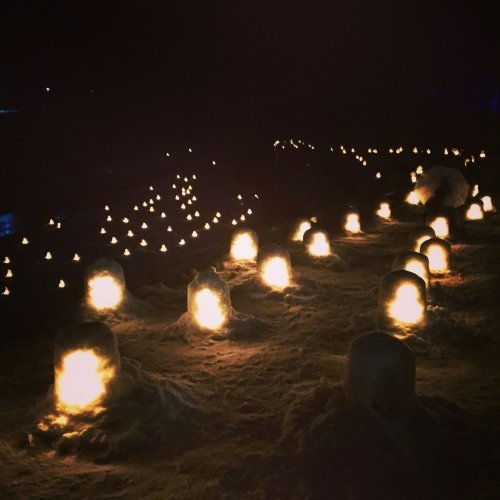 A Beautiful Winter Festival