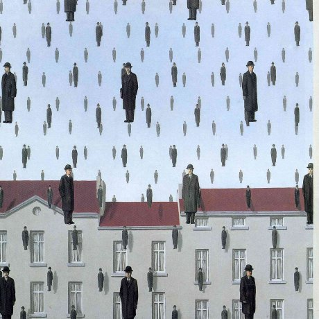 Rene Magritte Exhibition in Japan