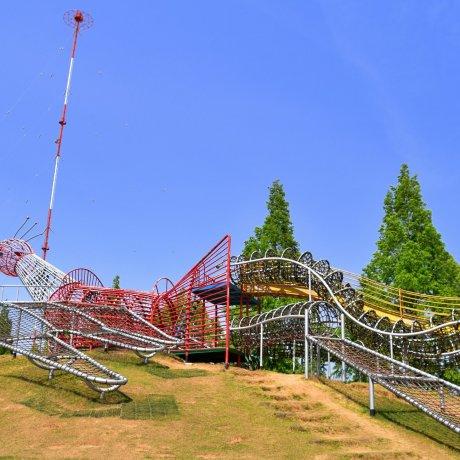 Geba Central Park in Fukui