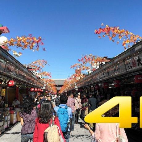 Sensō-ji at Asakusa