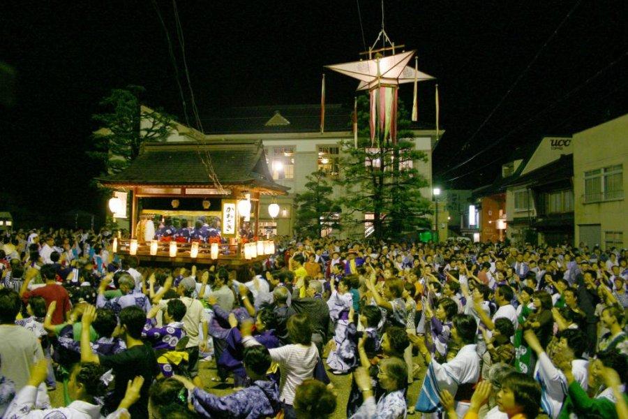 Gujo Odori Festival
