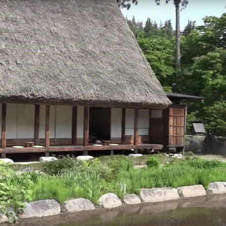 Unique Experience in Shirakawa-go