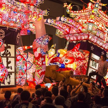 Tonami Yotaka Matsuri