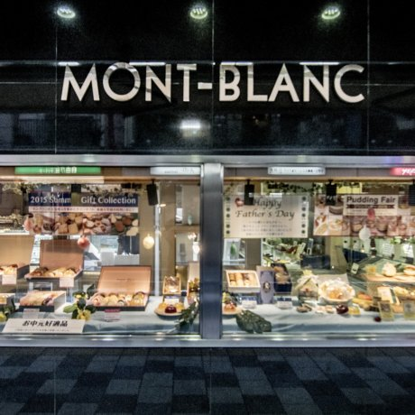 What is a Mont Blanc?