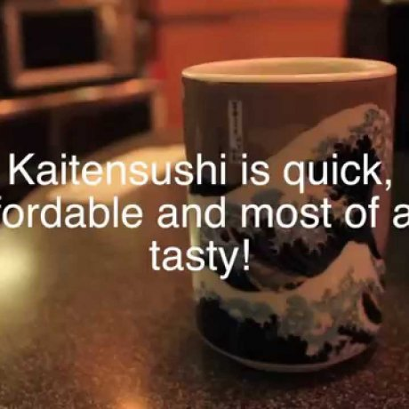What is Kaitensushi?