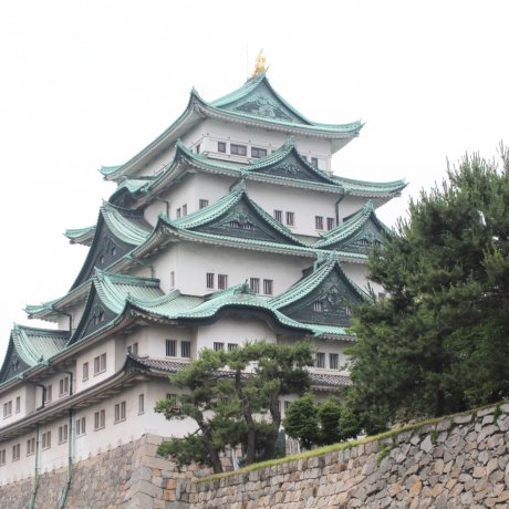 The Castles of Nagoya