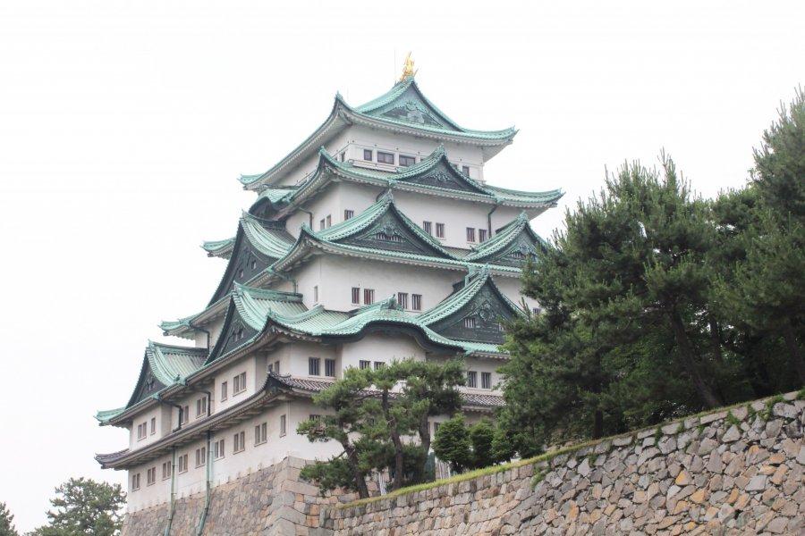 The Castles of Nagoya