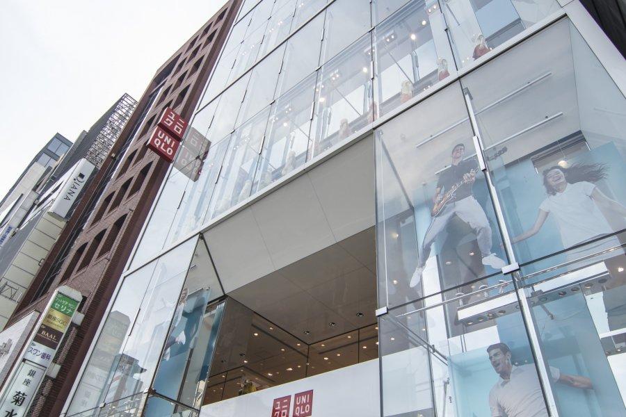 Uniqlo Ginza – Flagship Store