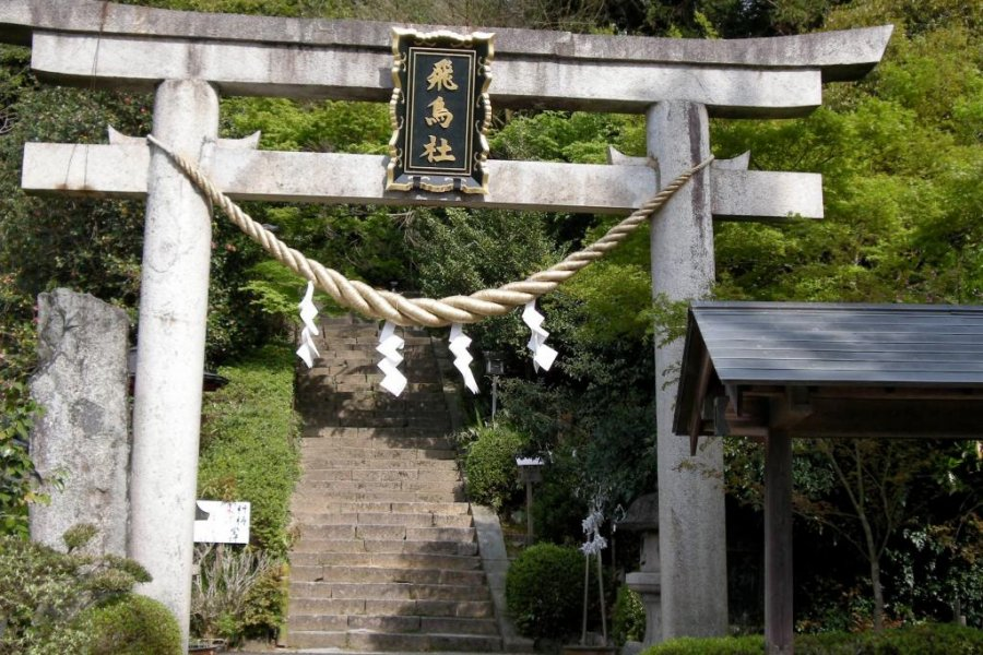 Asuka ni Imasu Shrine