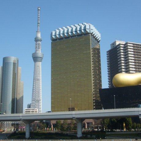 Asakusa Riverside Capsule Hotel