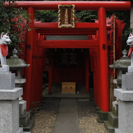 Sanja & Mitake Shrines