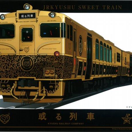 Have Dessert on a Luxury Train