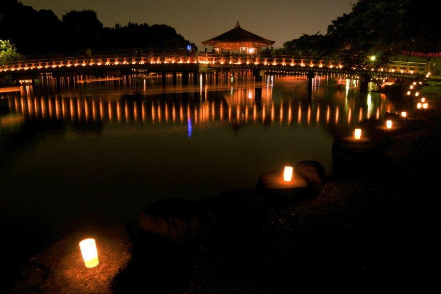Nara Tokae Lantern Festival Starts Aug 5th