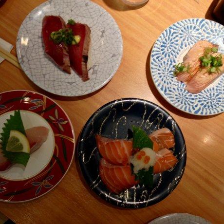 Daiki Suisan Kaiten Sushi