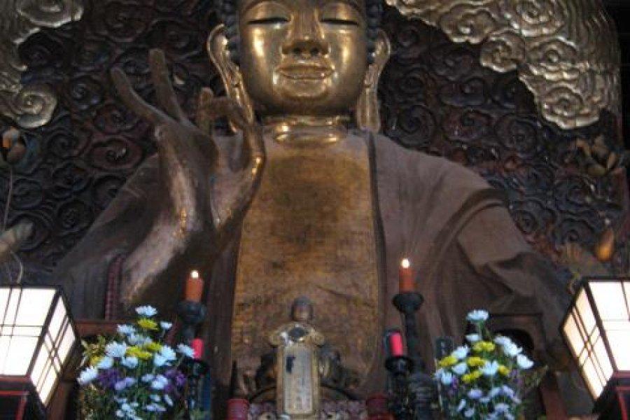 The Great Buddha of Gifu