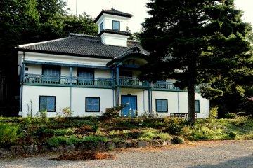 Three Old Schoolhouses Re-purposed