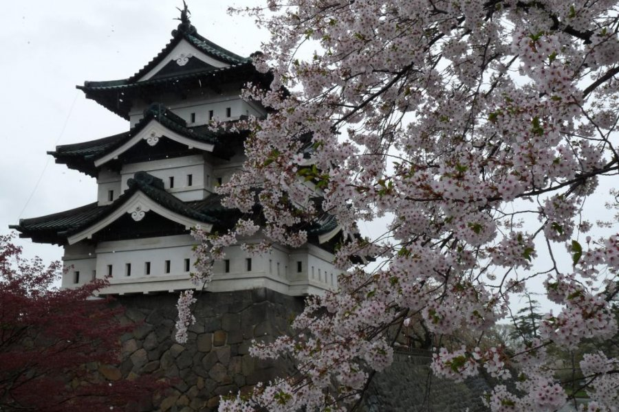 The History of Hirosaki Castle