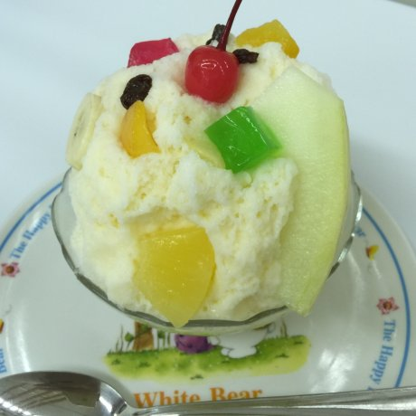 Shaved Ice for the Hot Summer