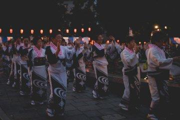 Marunouchi Ondo Summer Festival