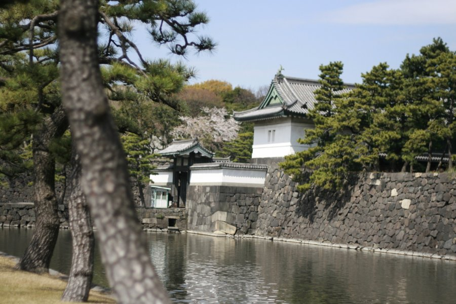 Imperial Palace Walk