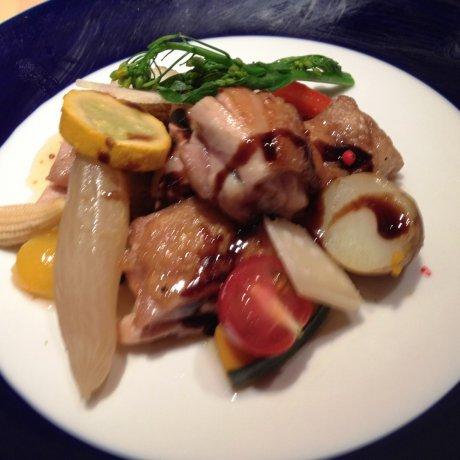 Shukakusai Harvest Festival Bistro
