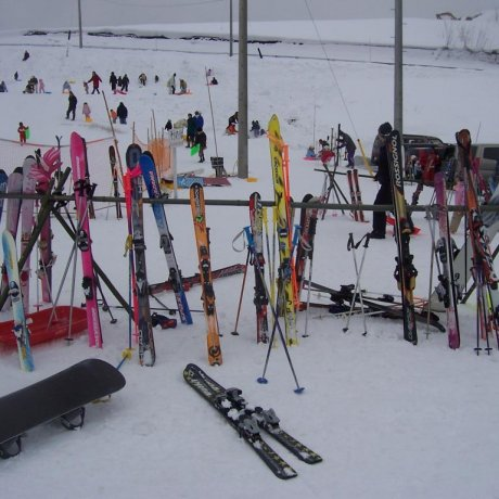 Taranokidai Ski Resort in Tsuruoka