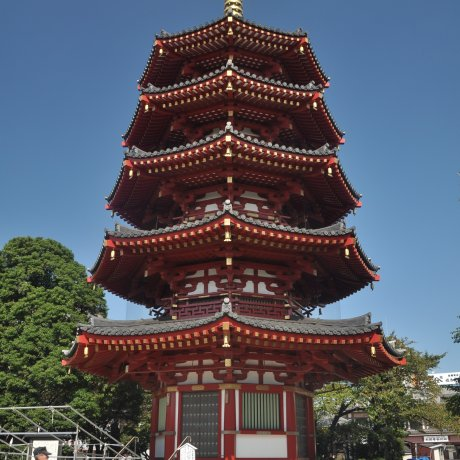 Kawasaki Daishi Temple and Garden