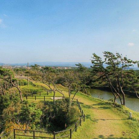 Enjoy Great Nature at Futtsu Park