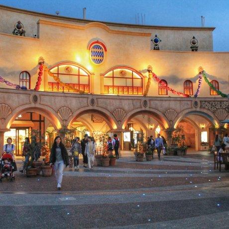 Shopping Galore at Ikspiari