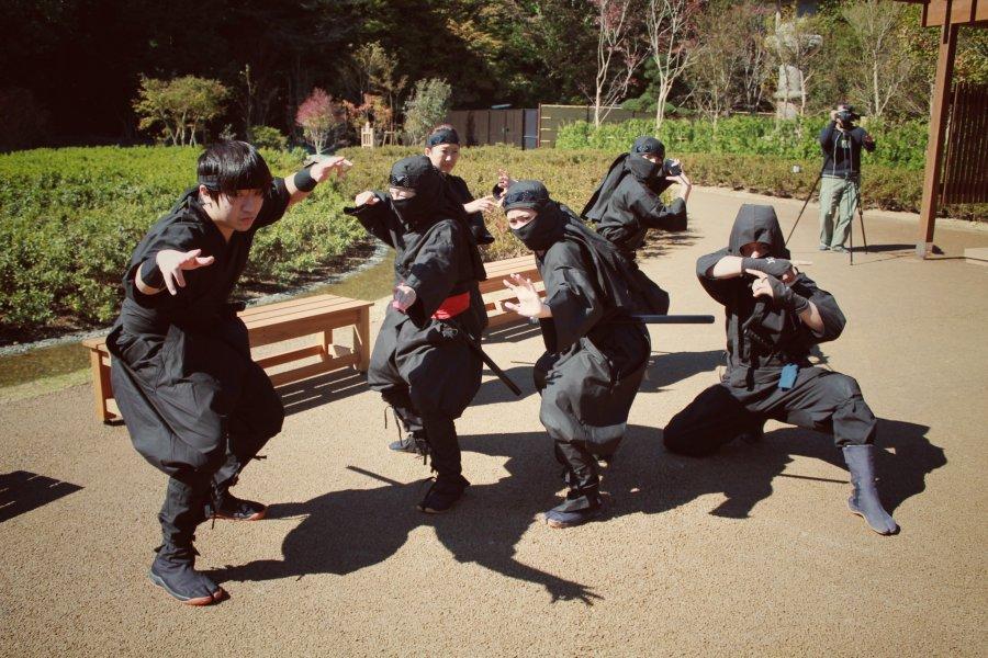 Shinobi no Sato: Ninja Village