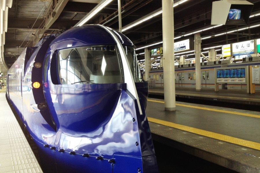 Kansai Airport to Namba and Osaka