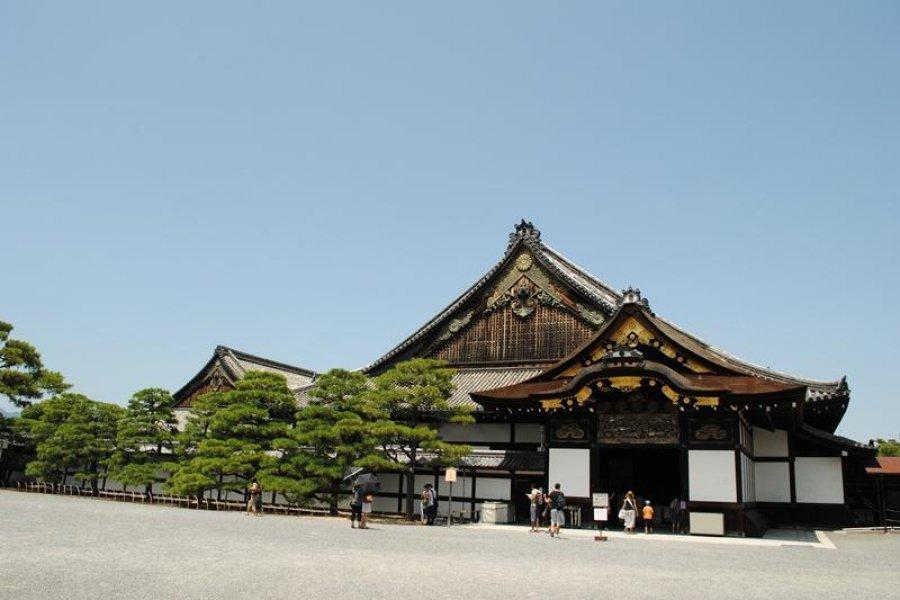 Nijo Castle: Former Imperial Residence