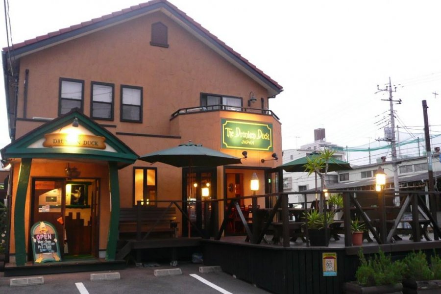 The Drunken Duck in Mito City