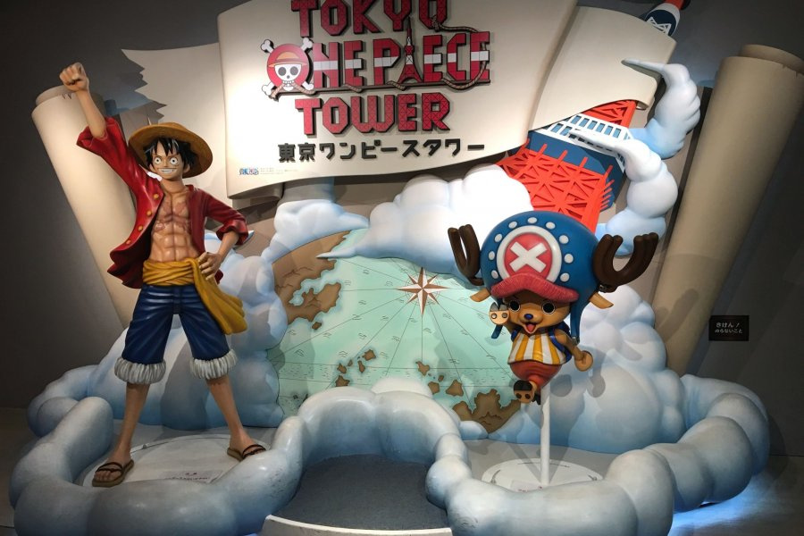 Tips for Visiting Tokyo One Piece Tower