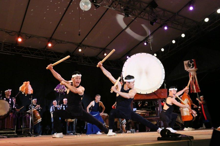 2020 Earth Celebration on Sado Island