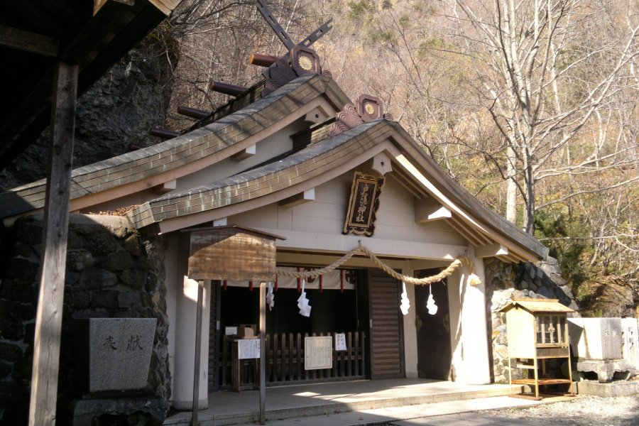 Togakushi Okusha Shrine