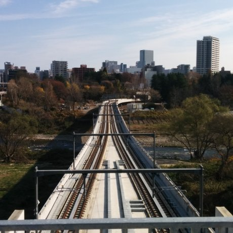 Sendai Opens New East-West Subway Line