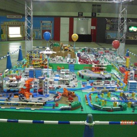 Tomica Expo, Makuhari Messe, Chiba