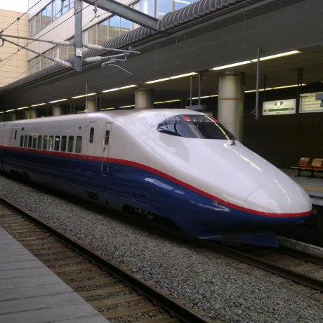 Bullet Train Guide to East Japan