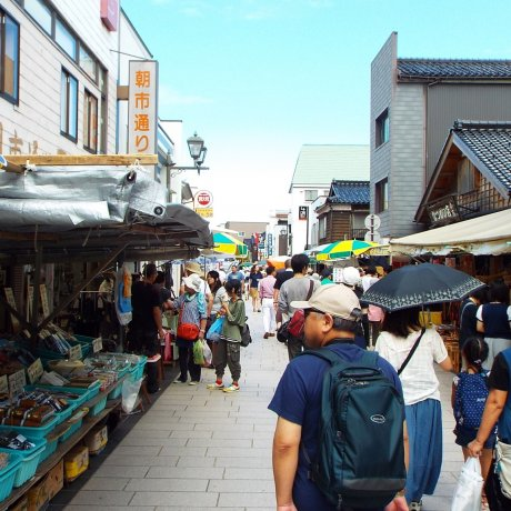 Wajima Morning Market