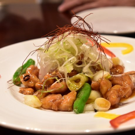 Chinese Restaurant Fun in Fukui
