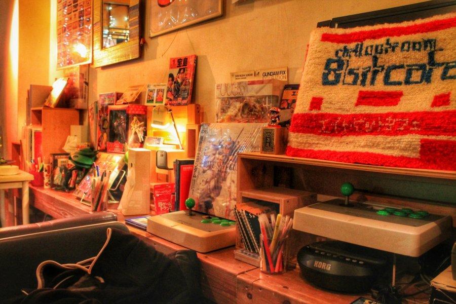 8-Bit Cafe