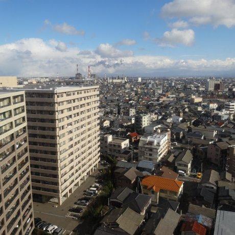 Niigata's ANA Crowne Plaza Hotel