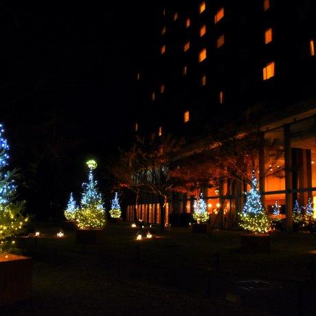 Xmas at Prince Hotel New Takanawa