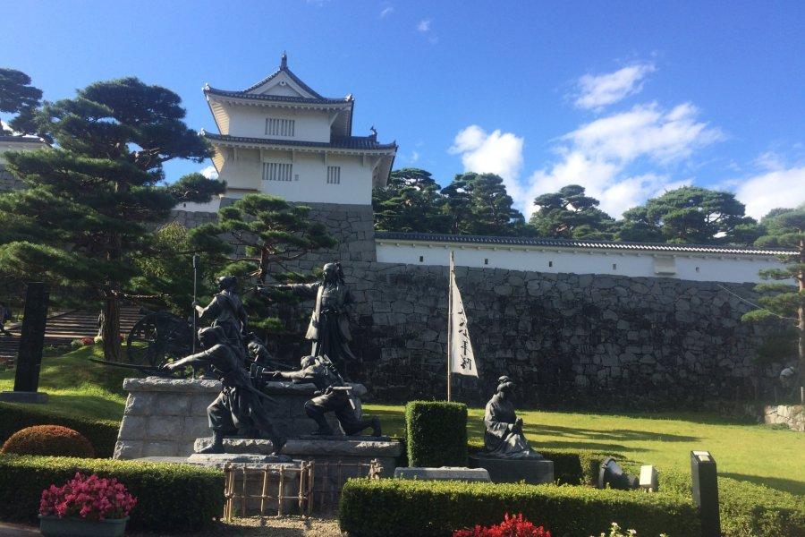 Nihonmatsu Castle Ruins & Gardens