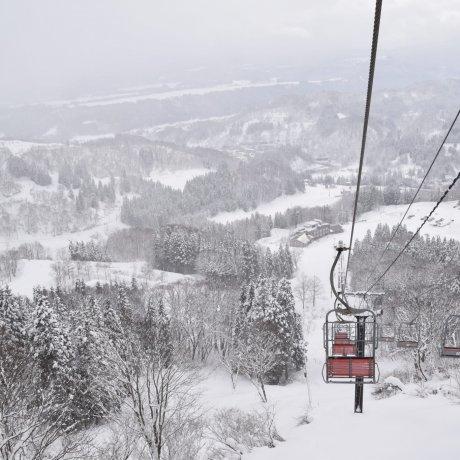 Sakae Club Ski Area, Nagano