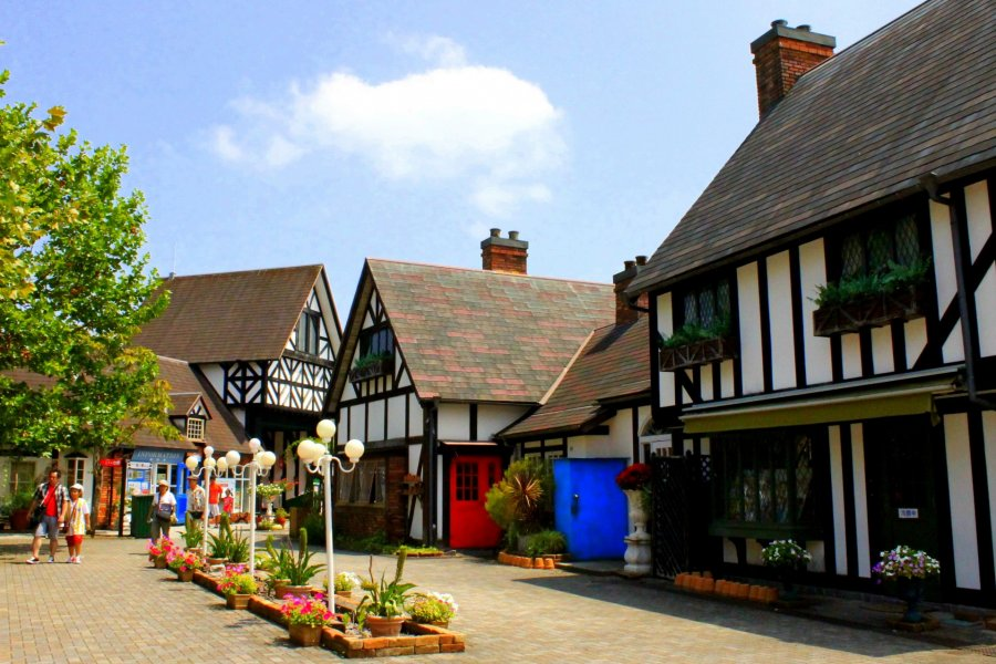 The British Village in Izu City