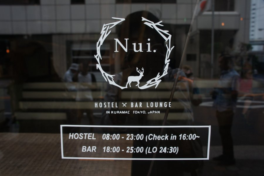 Chillin' Out in Nui Hostel & Bar